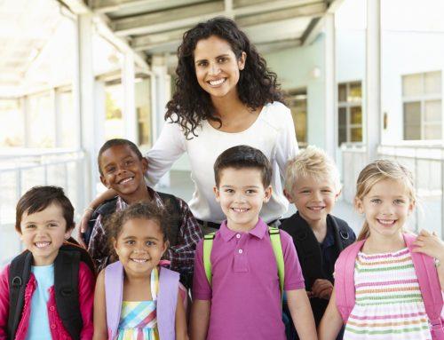 Registreren als schoolverantwoordelijke