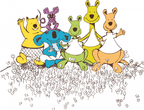 De vijf edities van Kangoeroe